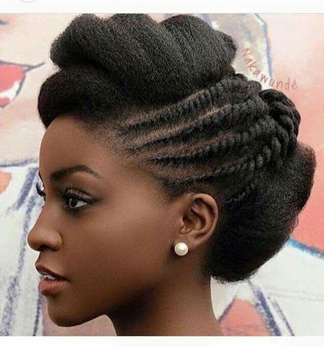 afrikanische frisuren