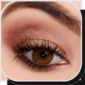 Natural Eye Makeup Tutorials icon