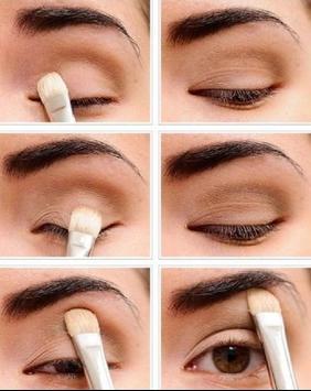 Natural Eye Makeup Tutorials screenshot 1