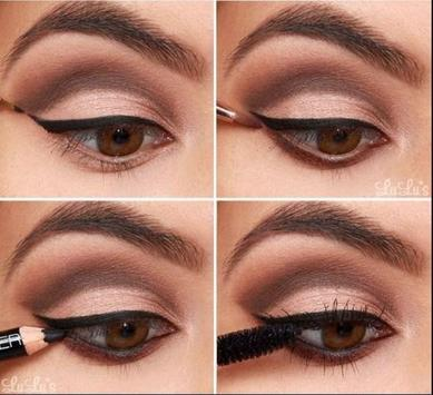 Natural Eye Makeup Tutorials screenshot 2