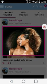 Natural Curly Hair 4c apk screenshot