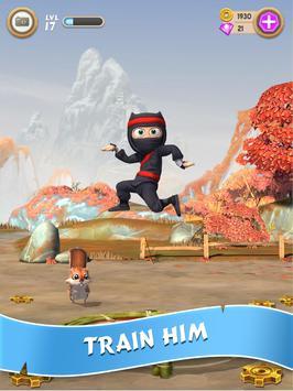 Clumsy Ninja स्क्रीनशॉट 1
