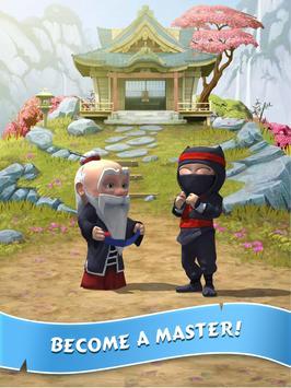 Clumsy Ninja स्क्रीनशॉट 3