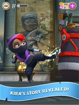 Clumsy Ninja apk screenshot