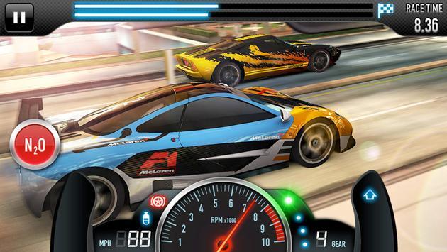 3 Schermata CSR Racing
