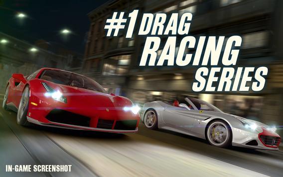 CSR Racing 2 ポスター