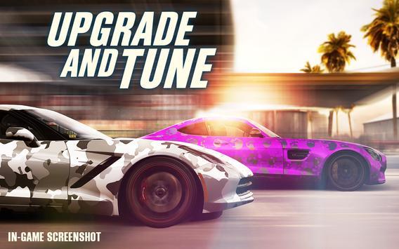 CSR Racing 2 apk スクリーンショット
