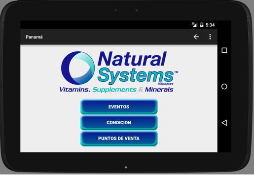 NaturalSystems apk screenshot