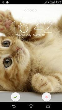 Cat Yo Locker HD apk screenshot