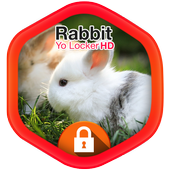 Rabbit Yo Locker HD icon