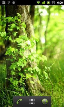 nature green wallpapers apk screenshot