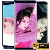 Black Pink Jisoo Wallpapers Kpop Fans HD icon