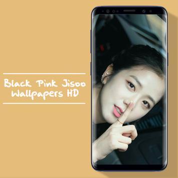 Black Pink Jisoo Wallpapers Kpop Fans HD screenshot 1