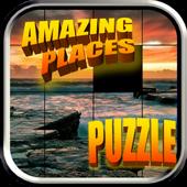 Puzzle Amazing Places icon