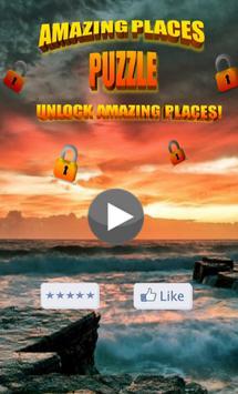 Puzzle Amazing Places apk screenshot