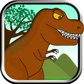 Angry Rex icon