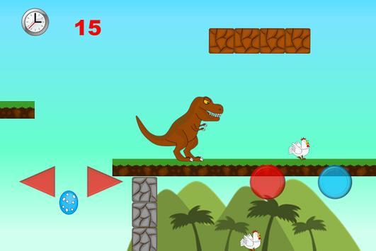 Angry Rex apk screenshot