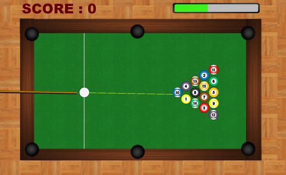 Pool Ball poster