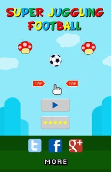 Super Juggling Football poster