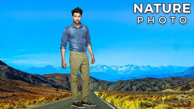 Nature Photo Frames - Photo Editor screenshot 2