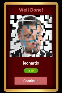 Guess the celebrity quiz screenshot 1