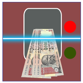 Fake Currency Scanner icon