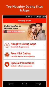 Naughty Dates poster ...