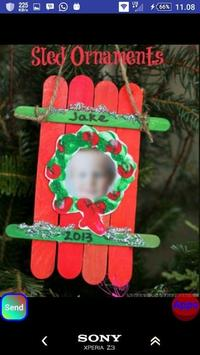 Christmas stick crafts screenshot 5