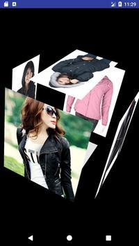 Female Jackets Designs imagem de tela 8