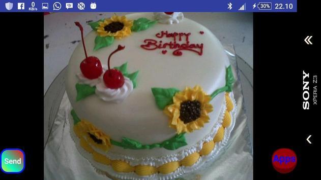 Creative cake tart characters screenshot 3