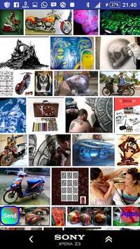 Airbrush artistic design screenshot 6