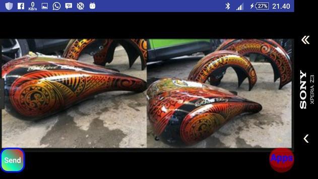 Airbrush artistic design screenshot 13