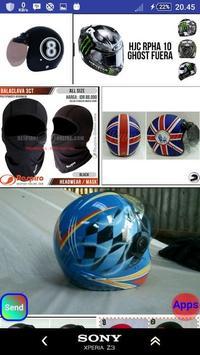 Current helmet model screenshot 2