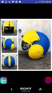 Current helmet model screenshot 4