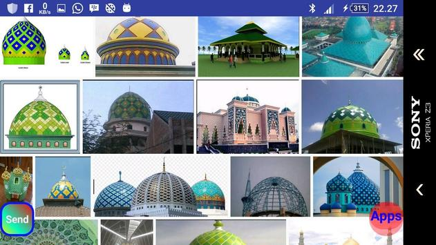 Mosque Dome Models apk screenshot