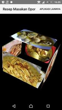 Resep Masakan Opor poster