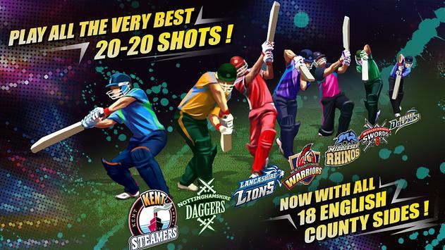 Real Cricket™ 16: English Bash स्क्रीनशॉट 7