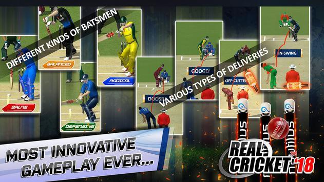 Real Cricket™ 18 screenshot 12