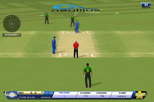 Real Cricket™ 18 screenshot 1