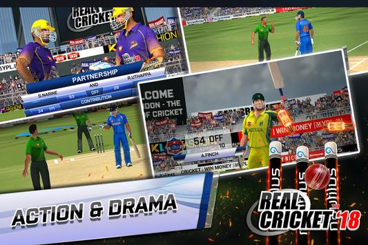 Real Cricket™ 18 screenshot 21