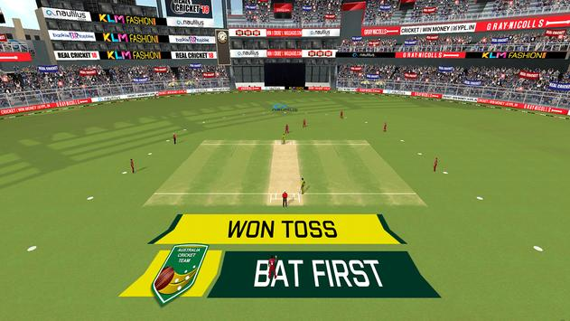 Real Cricket™ 18 screenshot 2