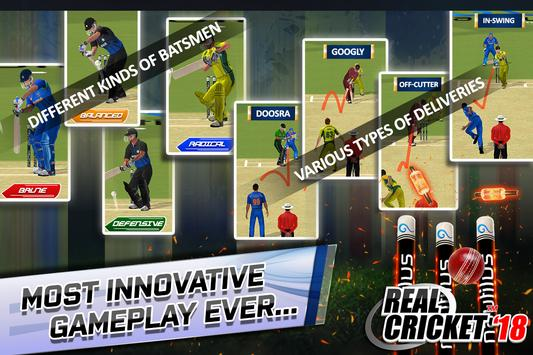Real Cricket™ 18 screenshot 3