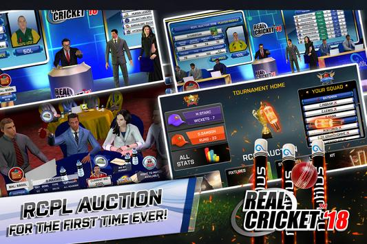 Real Cricket™ 18 screenshot 5