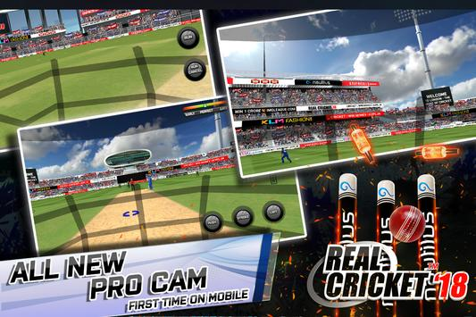 Real Cricket™ 18 screenshot 7