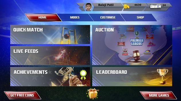 Real Cricket™ Premier League screenshot 13