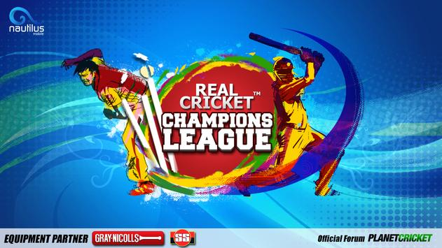 Real Cricket™ Champions League स्क्रीनशॉट 9