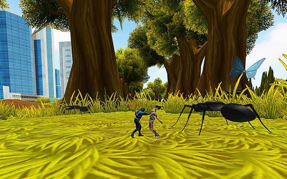 Herói da formiga: transforme grande à micro batalh imagem de tela 11