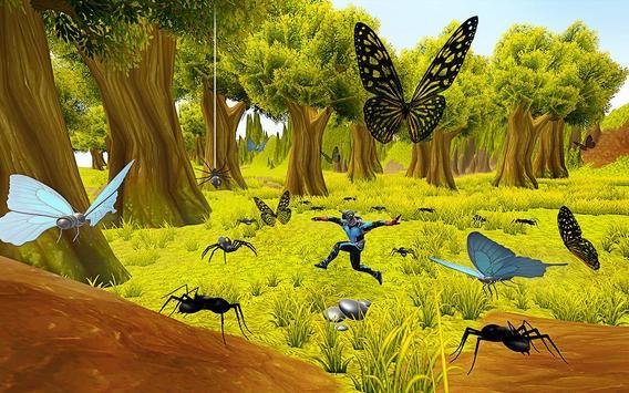 Herói da formiga: transforme grande à micro batalh imagem de tela 13