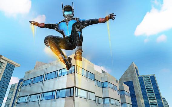 Herói da formiga: transforme grande à micro batalh imagem de tela 9