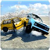 Extreme Car Crash Simulator ícone